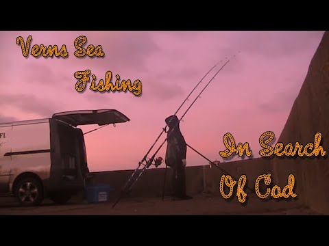 VERNS SEA FISHING | IN SEARCH OF COD | PART 2