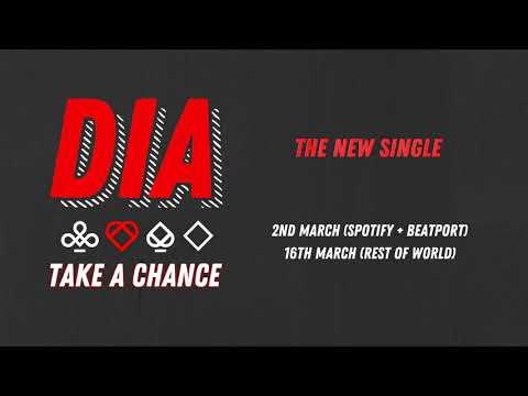 DIA - Take A Chance (Official Video) #diaplattenpussys #dia