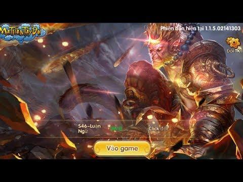 Trải Nghiệm Game Mobile Ma Thần Tây Du – Tề Thiên Đại Thánh