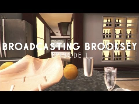 Broadcasting Brooksey Episode 1 by Me