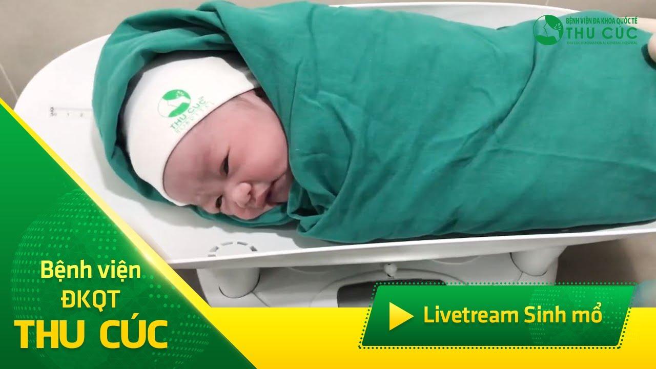 [LIVESTREAM] Mẹ bầu bị tiểu đường thai kỳ nên sinh thường hay sinh mổ