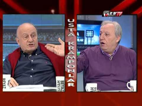 Beşiktaş TV Usta Kramponlar Programı 1.Bölüm | 25.02.2013