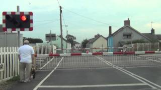 St Clears Level Crossing