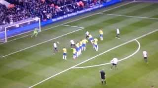 Tim Krul Amazing Saves vs Tottenham