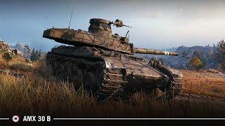 AMX 30 B переворачивает бой   Медаль Колобанова (Карелия)