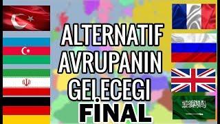 Alternatif Avrupa'nın Geleceği Final
