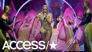 Jennifer Lopez & Alex Rodriguez Wow At The 2018 Billboard Latin Music Awards | Access