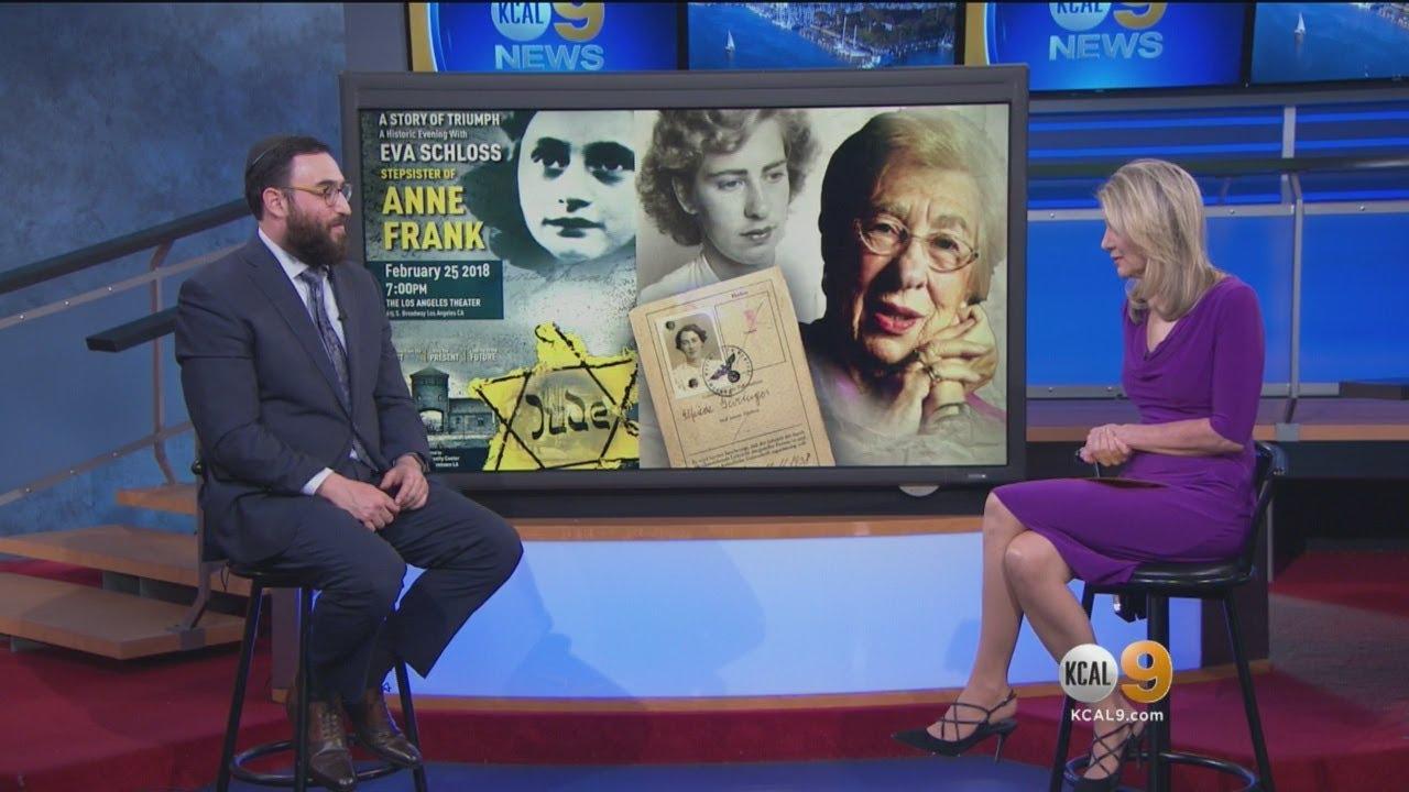 Holocaust Survivor To Speak In LA This Weekend