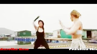 Lady fight || Action movie || Amazing fight by women || Hollywood movie clips || Creative thing