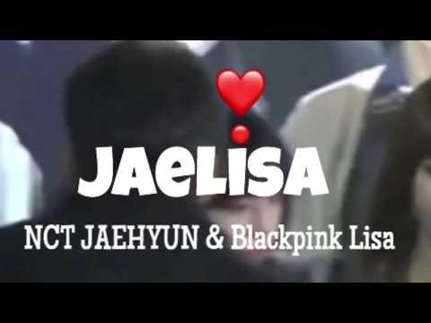 NCT Jaehyun likes Lisa? : Judging from fancams
