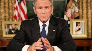 Reliving George Bush's Invasion of Iraq, 10 Years Later