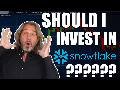 Should I Invest In Snowflake?