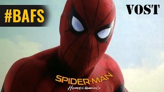 Spiderman : Homecoming - Bande Annonce VOSTFR - 2017