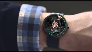 Android Wear Application Concept