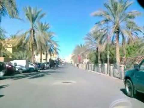 Tozeur : Le sud Tunisien