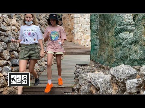 Exploring Alanya, Turkey [Walking Tour] رحلتنا إلى ألانيا، تركيا