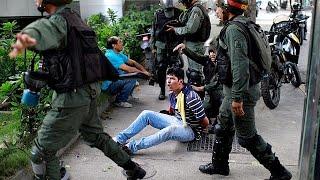 Un vendredi sous tension au Venezuela
