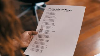 Track by track – Les cinq doigts de la main