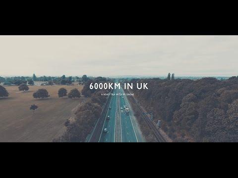 6000km In UK | Epic Drone In 4K