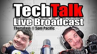 Tech Talk #140 - No topics, just hanging out with you!