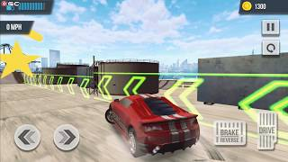 Extreme Car Sports Racing - Driving Simulator 3D - Stunts Car Games - Android Gameplay FHD #2