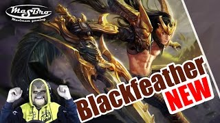Blackfeather Skin Update 2.4 Vainglory #Android Indonesia