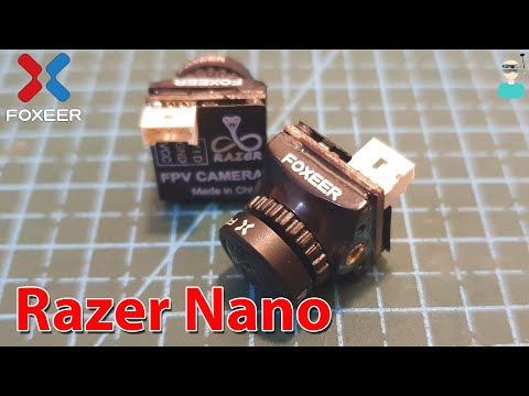 Foxeer Razer Nano - Flight Footage And SBS Comparison