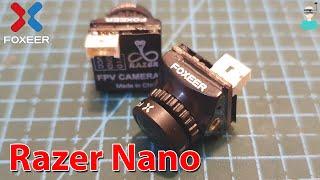 YouTube動画:Foxeer Razer Nano - Flight Footage And SBS Comparison
