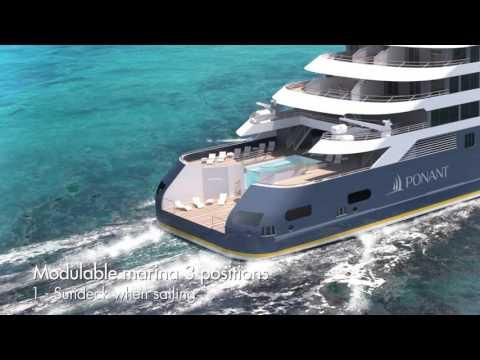 New Ponant ships embrace small luxury