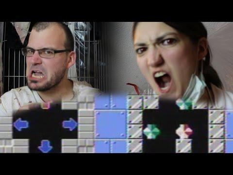 [Bierbaron Classic Review] EPISODE 22 - HALLOWEEN 2015 - Puzznic, NES (Deutsch, German)