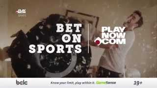 We love sports too. Bet on Sports with PlayNow.