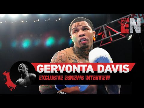 Gervonta Davis Watches His KO Over Gamboa For First Time EsNews Boxing