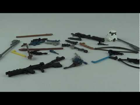 Vintage Star Wars Repro WEAPON LOT 1977-1985 LIGHTSABERS