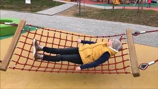 Vlog // outdoor play area for kids