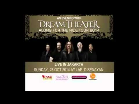 Dream Theater Live In Jakarta