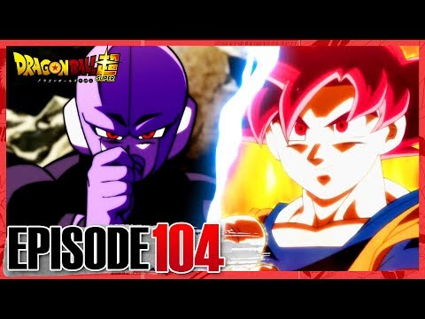 L'ANIME SUIT FINALEMENT LE MANGA ? RETOUR DU SUPER SAIYAN GOD ! - DBREVIEW DRAGON BALL SUPER 104