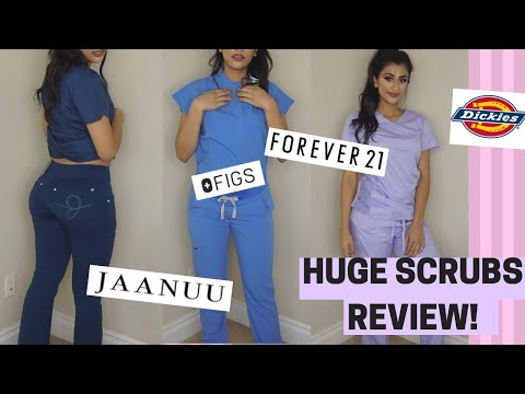 ULTIMATE SCRUBS REVIEW: Fashionable Scrubs?