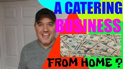 How to start a catering business 6 steps to starting one from home