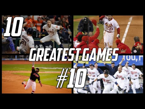 MLB | 10 Greatest Games of the 21st Century - #10