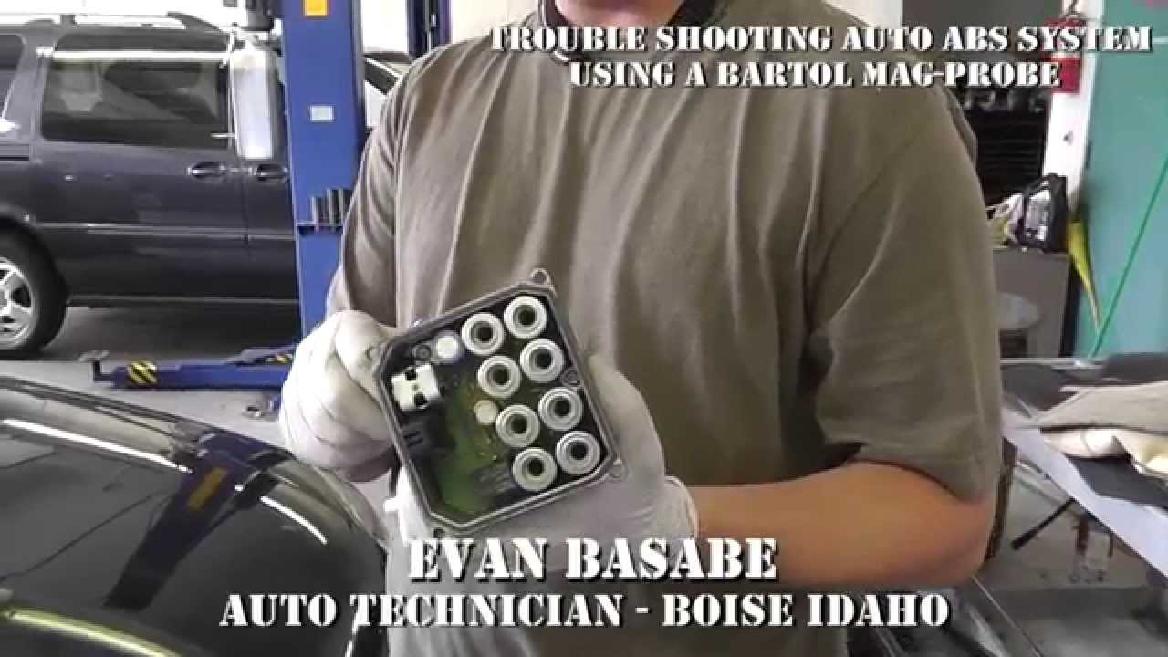 How To Quickly Test Automobile Solenoid Valves On An Abs