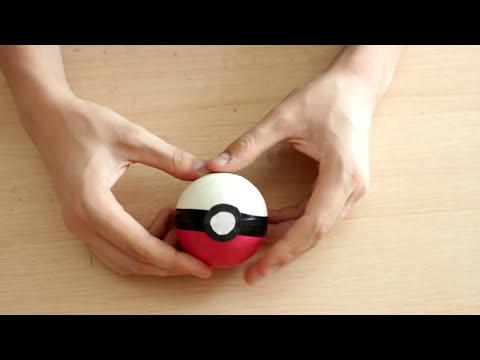 une pokeball qui se mange recette pokemongo doovi. Black Bedroom Furniture Sets. Home Design Ideas
