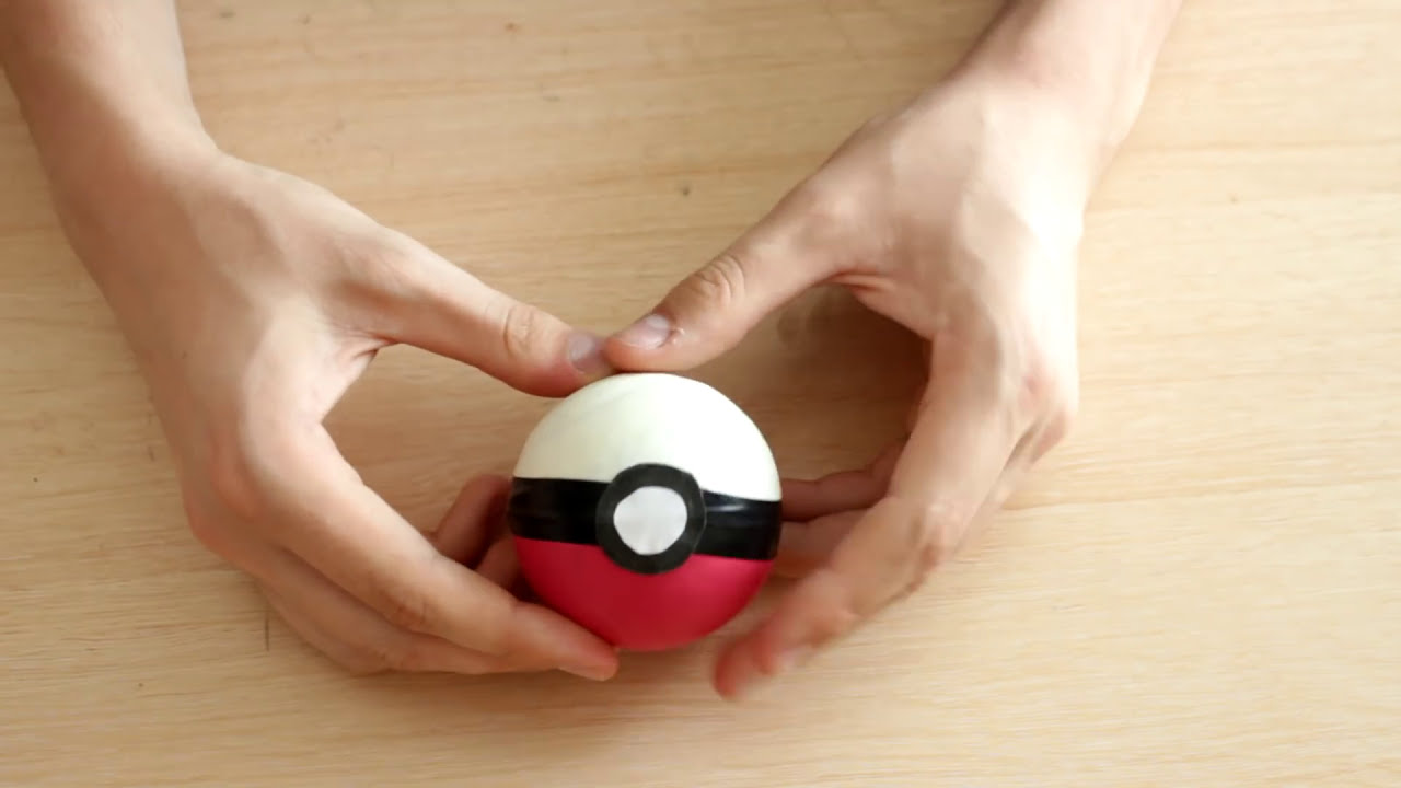 Fabriquer une pokeball rebondissante tuto pokemon youtube - Comment fabriquer une ponceuse a bande ...