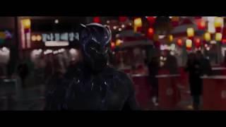 Чёрная Пантера - Русский Трейлер (2018)  от КиноША.нет