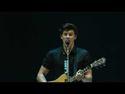 Shawn Mendes - There´s Nothing Holding Me Back Live Sweden