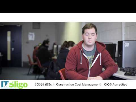Construction Cost Management SG339  - Institute of Technology Sligo