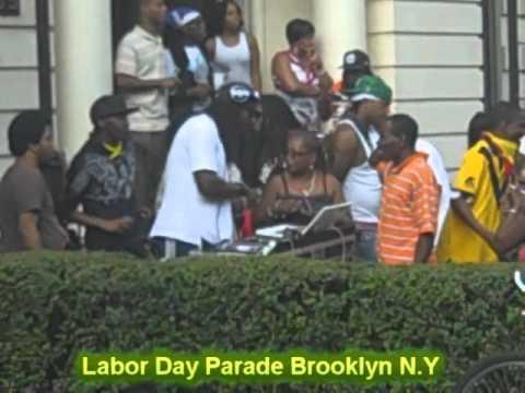 DJ ACON REGGAE NIGHT CREW TOUR @ BROOKLYN NEW YORK - LABOR DAY PARTY