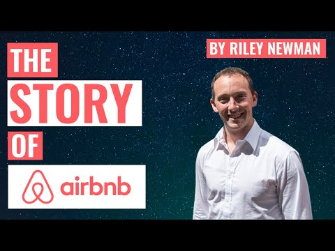 """""""The Airbnb story"""" by Riley Newman, former Director of Data Science @AirBnB"""