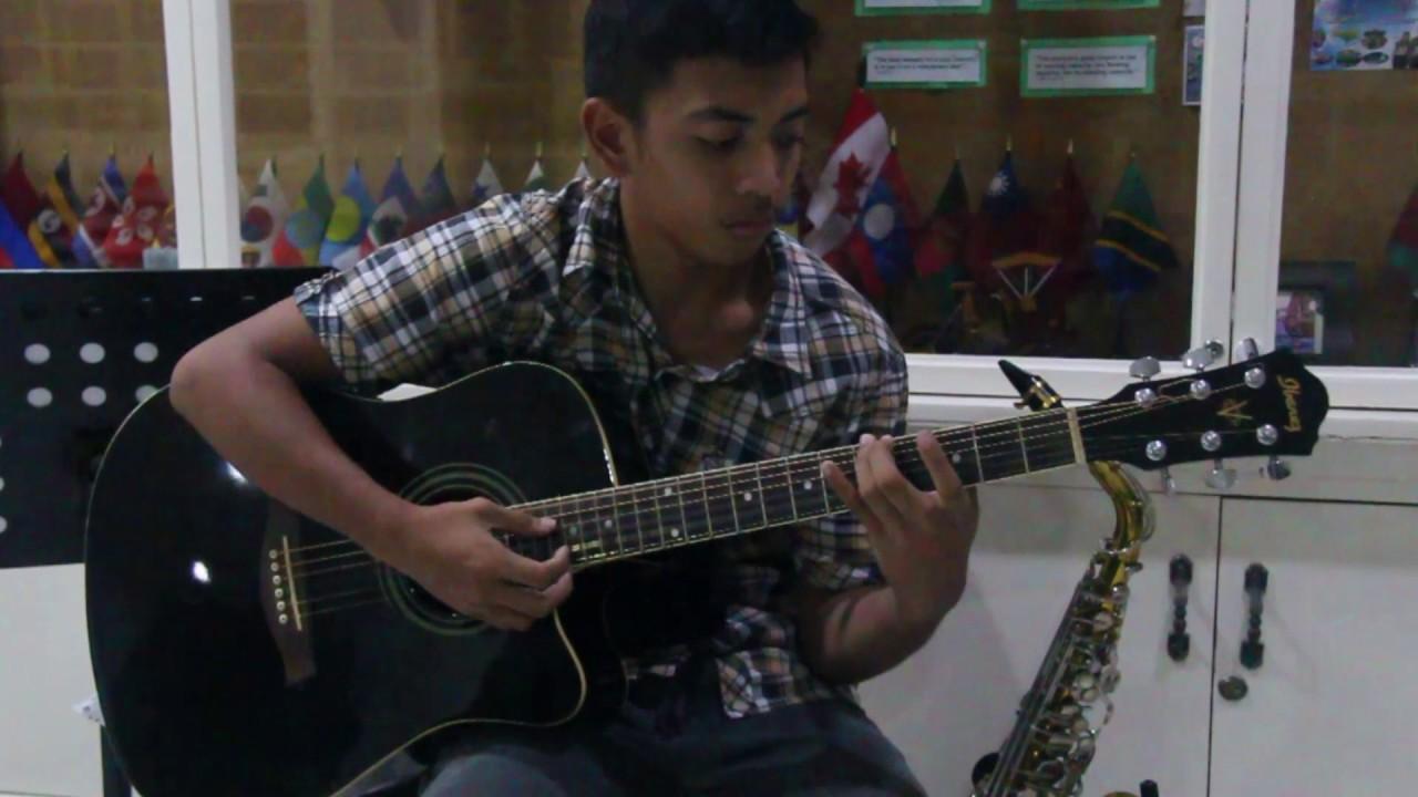 Higher ground guitar