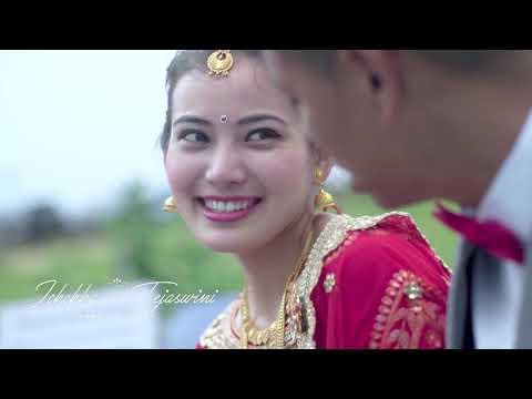Ichchha & Tejaswini | Nepali Wedding Highlights 2017