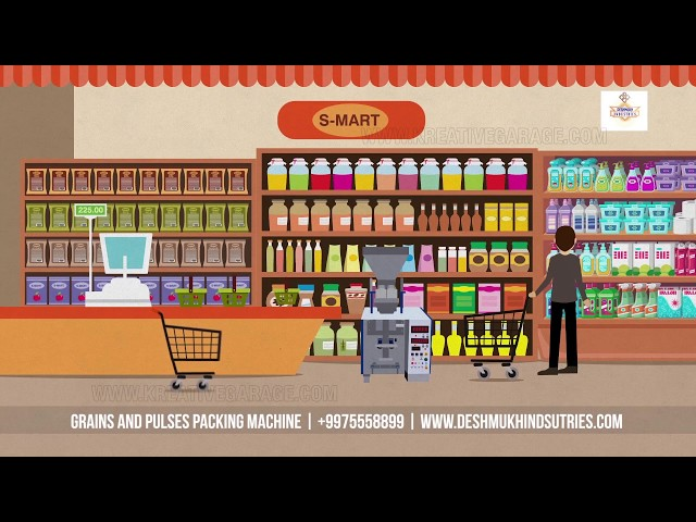 Explainer video for Deshmukh Industries | Kreative Garage Studios | Mumbai, India